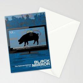 Black Mirror S01E01 - National Anthem Stationery Cards