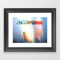 Ponxart Framed Art Print