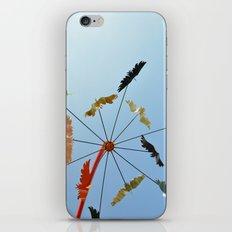 Pretty Birds Life-sized Mobile iPhone & iPod Skin