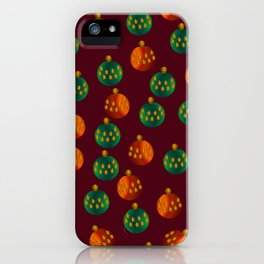 Christmas - The Best Time Of The Year iPhone Case