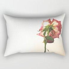Post-rose Rectangular Pillow