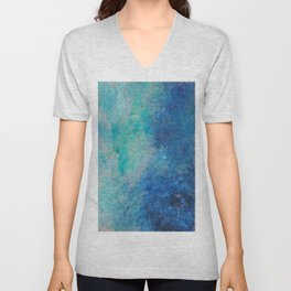Water II Unisex V-Neck