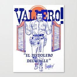 Vallero 010 Canvas Print