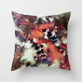 Extended journey Throw Pillow
