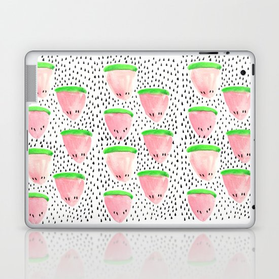 Watermelon Print II Laptop & iPad Skin