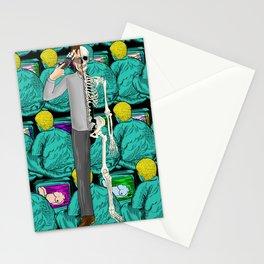 Brainwash Stationery Cards