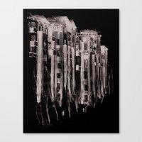 u2 Canvas Prints featuring U2 nach Pankow by Daryl Alexsy