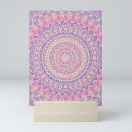 Mandala 593 Mini Art Print