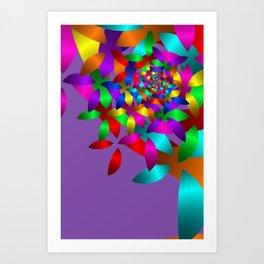 pattern and color -51- Kunstdrucke
