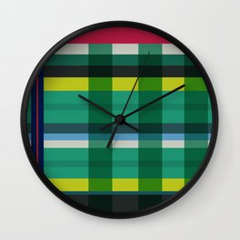 And color for all Wall Clock