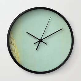 Top of the City - NYC Wall Clock