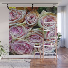 :: Rose is a Rose :: Wall Mural