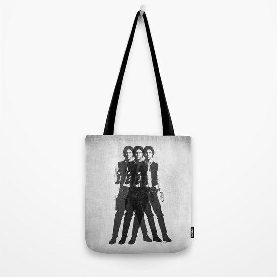 Triple Harrison  Tote Bag