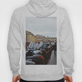 Ponte Vecchio Florence Italy Hoody