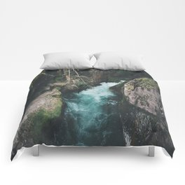 Avalanche Creek Comforters