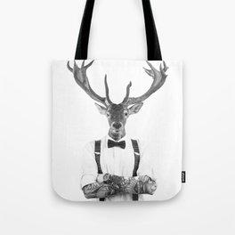 DIEGO WILD Tote Bag