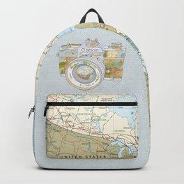 TRAVEL CAN0N Backpack