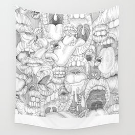 -1- Wall Tapestry