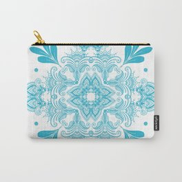 Delicate Mandala Carry-All Pouch