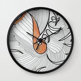 OTOÑO 10 Wall Clock