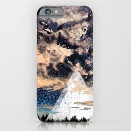 My Imaginations Sunset iPhone Case