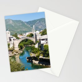 Summer in Mostar Stationery Cards