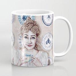 Madam Porcelain Coffee Mug