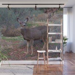 Zion Deer Wall Mural