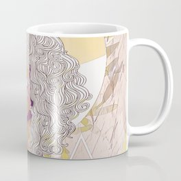 Marble Girl Coffee Mug