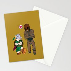 The Legend of Zelda :: Dancing Redead Stationery Cards