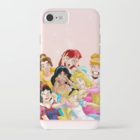 friday iPhone & iPod Cases featuring Smile for the Camera by Brianna