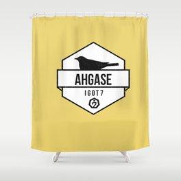 AHGASE Shower Curtain
