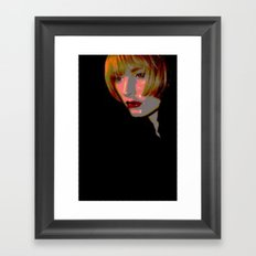 Cotton Club Bob Framed Art Print
