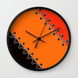 Lacing .3 . Wall Clock
