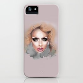 ALYSSA iPhone Case