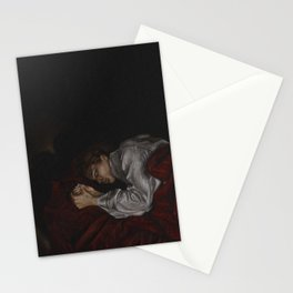 Sleeping Virgin Stationery Cards