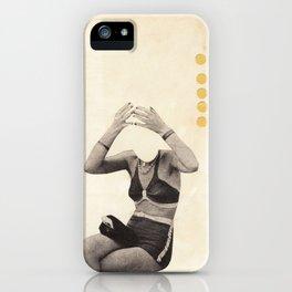 Losing my Head iPhone Case