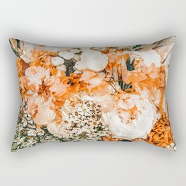 Celeste #vintage #painting Rectangular Pillow