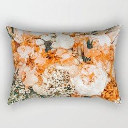 Celeste #vintage #painting Rectangular Pillow