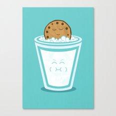 Hot Tub Cookie Canvas Print