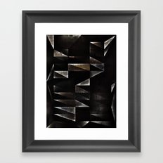 hyr Framed Art Print