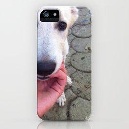 Jordi iPhone Case