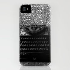 Paperback Writer Slim Case iPhone (4, 4s)