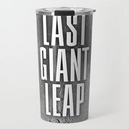 Last Giant Leap Travel Mug
