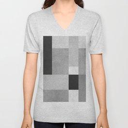 Geometric art II Unisex V-Neck