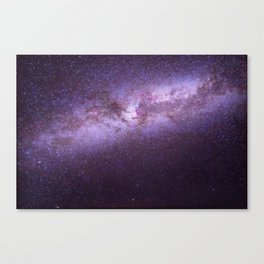 Purple Sky (Color) Canvas Print