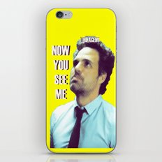 The Agent  iPhone & iPod Skin