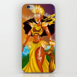 Oshun iPhone Skin
