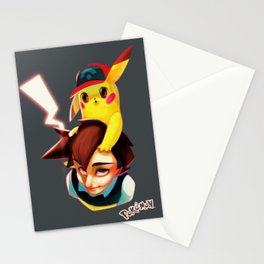 GottaCatch'EmAll Stationery Cards