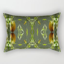 Citrus Infusion  Rectangular Pillow
